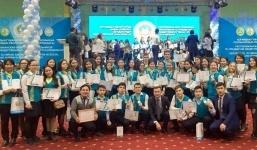 Павлодарские школьники блестяще выступили нареспубликанской олимпиаде