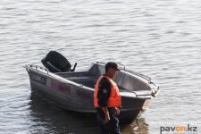В Павлодаре спасли из воды одиннадцатилетнего мальчика