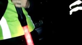 Гражданин с видеокамерой застал врасплох трех полицейских в Кульсары