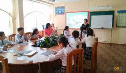 В девяти школах Павлодара будут изучать латинскую графику