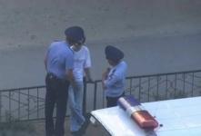 В отношении сотрудника полиции начато досудебное расследование по статье уголовного кодекса