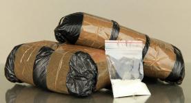 Павлодарца, подозреваемого в распространении героина и синтетических наркотиков, задержали полицейские