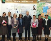 Экибастуз вошел в число городов Казахстана, получивших почетное звание «Город, дружественный к ребенку»