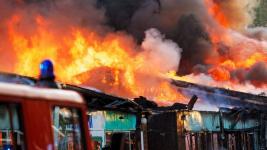 В Павлодаре в результате взрыва автоцистерны погиб человек