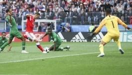Россия разгромила Саудовскую Аравию в матче открытия ЧМ-2018