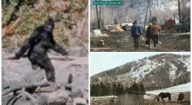 Житель Восточного Казахстана рассказал о встрече со снежным человеком