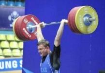 Казахстанские тяжелоатлеты заняли третье командное место на чемпионате мира
