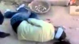 В Сети появилось видео жестокого избиения девушки