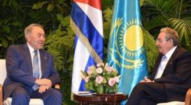 Казахстан договорился о поставках нефти на Кубу