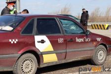 14 водителей партнеров Яндекс.Такси в Павлодаре наказали за нарушение режима ЧП