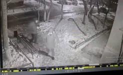 Лампасы на штанах помогли павлодарским полицейским быстро вычислить грабителя