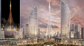 Дубай объявил о планах построить башню выше Бурдж-Халифы