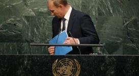 Путин с трибуны ООН: Вы хоть понимаете теперь, чего натворили?