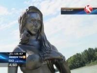 Павлодарская Русалка не выдержала натиска народной любви