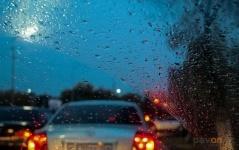 Переменчивая погода с дождем ожидается в Павлодаре