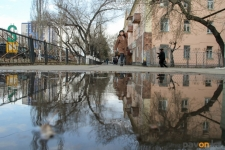 Дожди с грозами прогнозируют синоптики