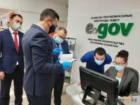 Разобраться в получении госуслуг на сайте eGov.kz помогают в школах Павлодарской области