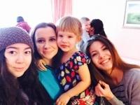 Волонтёры Павлодара поздравили с наступающими праздниками воспитанников детского дома