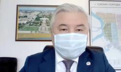"""Аким Павлодара: """"Если будет вспышка новых заражений в городе, нам придется ужесточить режим карантина"""""""