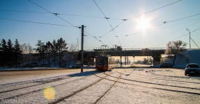 За три года трамвайные пути по улице Кутузова избавятся от стыков