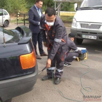 Превышение в 10 раз концентрации автомобильных выхлопов зафиксировали в Павлодарской области
