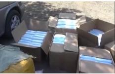 50 тысяч медицинских масок незаконно хотели продать в Павлодаре