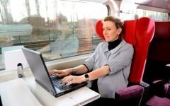 Интернет появится во всех поездах Казахстана