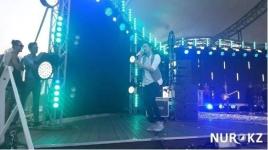 Фанаты атаковали кортеж Димы Билана после концерта в Павлодаре