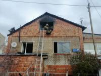 Женщина погибла при пожаре в частном доме в Павлодаре