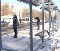 Когда восстановят разбитые остановки в Павлодаре?