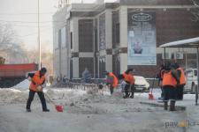 Городской акимат призвал собственников объектов бизнеса включиться в уборку прилегающей территории