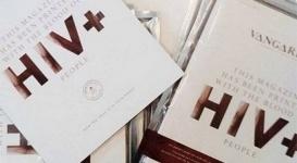 Австрийский журнал вышел с кровью ВИЧ-инфицированных людей