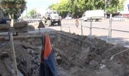 Какие участки улиц в Павлодаре перекрыты?