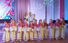 Павлодарские дошколята стали победителями международного танцевального конкурса