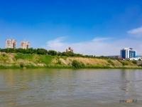 Аким Павлодара рассказал о трудностях продления набережной