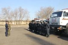20 павлодарских спасателей отправятся на борьбу с паводками в Акмолинской области
