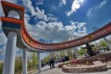 Парк металлургов презентовали в Павлодаре