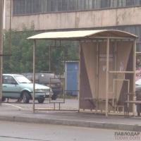 На отсутствие информационных табличек на остановках жалуются павлодарцы