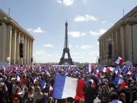 Президентские выборы начались во Франции