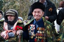На главной площади Павлодара встретили ДеньПобеды