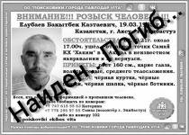 Найдено тело второго пропавшего в Павлодарской области брата Елубаева