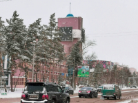 Ветреную погоду со снегом прогнозируют синоптики для Павлодара