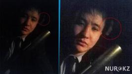 Павлодарец случайно снял призрак девушки во время селфи ночью