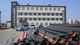 Строительство межрегионального профцентра в Экибастузе завершено на 50 процентов