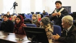 В Павлодаре завершилась несанкционированная акция родственников заключенных