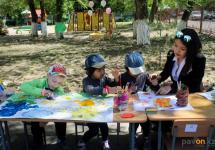 Сертификат на миллион тенге получил специальный детский сад города Павлодара