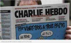 Charlie Hebdo изобразил жертв землетрясения в Италии в виде лазаньи с трупами
