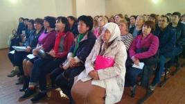 О семье и ЕНТ поговорили павлодарские педагоги с родителями школьников