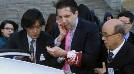 Посол США в Сеуле ранен в результате нападения