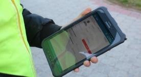 В Павлодаре полицейские получили планшеты